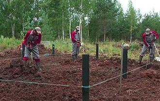 Винтовые сваи в Новосибирске цена с установкой низкая. Убедитесь в этом лично, заказав винтовые сваи Новосибирск.