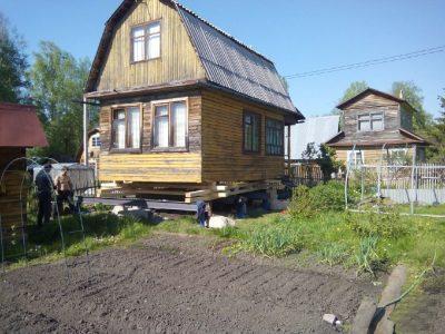 Подъём домов Новосибирск. Винтовые сваи в Новосибирске для подъёма домов от завода винтовых свай АС-ВинтБур.