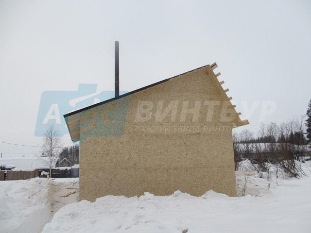 Строительство домов в Новосибирске. Винтовые сваи Новосибирск для строительства домов недорого.